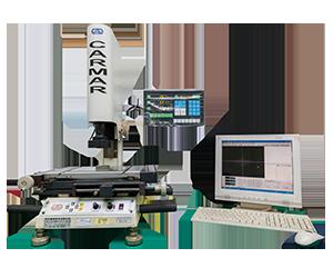 2.5D影像量測系統